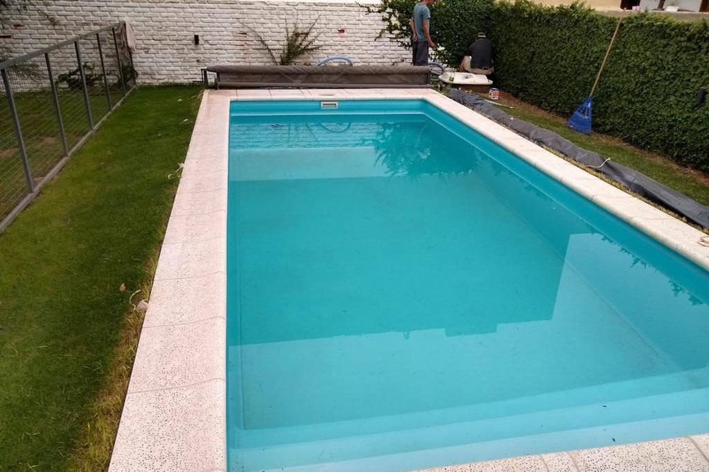 Purificador solar de piscinas