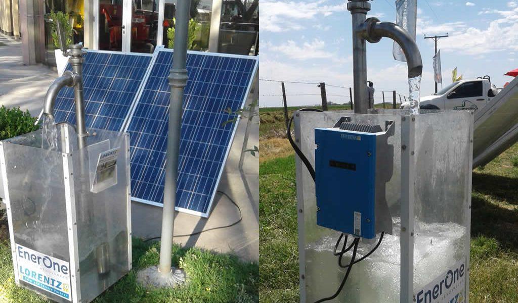 Tecnología de bombeo solar para el agro despertó gran interés en productores salteños
