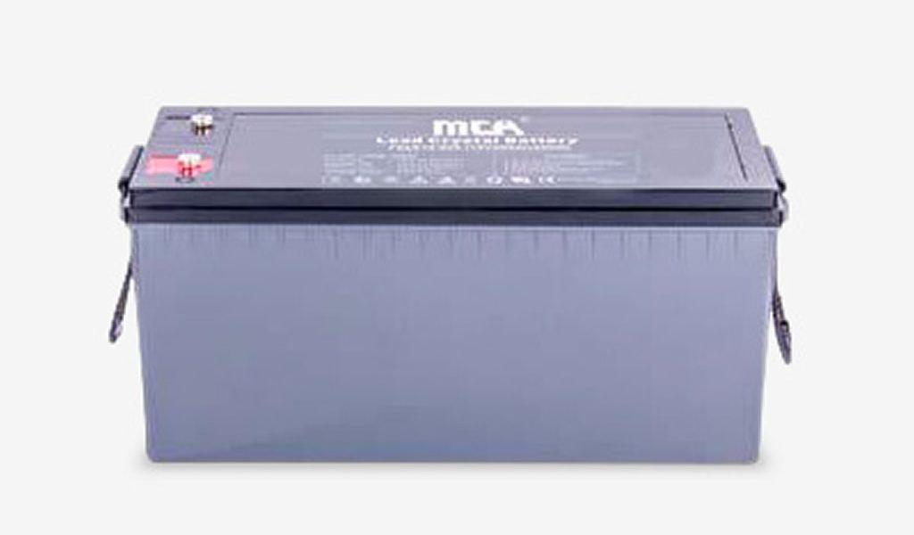 Batería de Crystal Lead FCLC12-200
