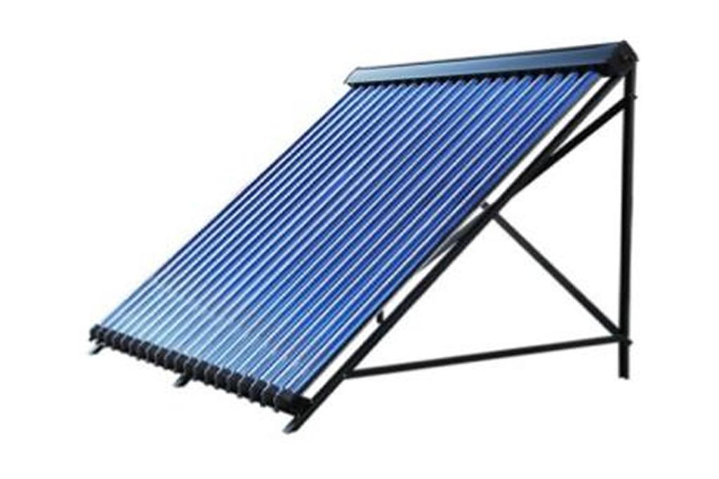 Colector split Heat Pipe Modelo Certificado Solar Keymark