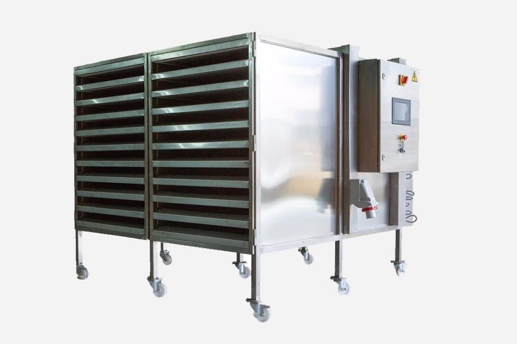Deshidratador de 20 bandejas Modelo IRCDi20