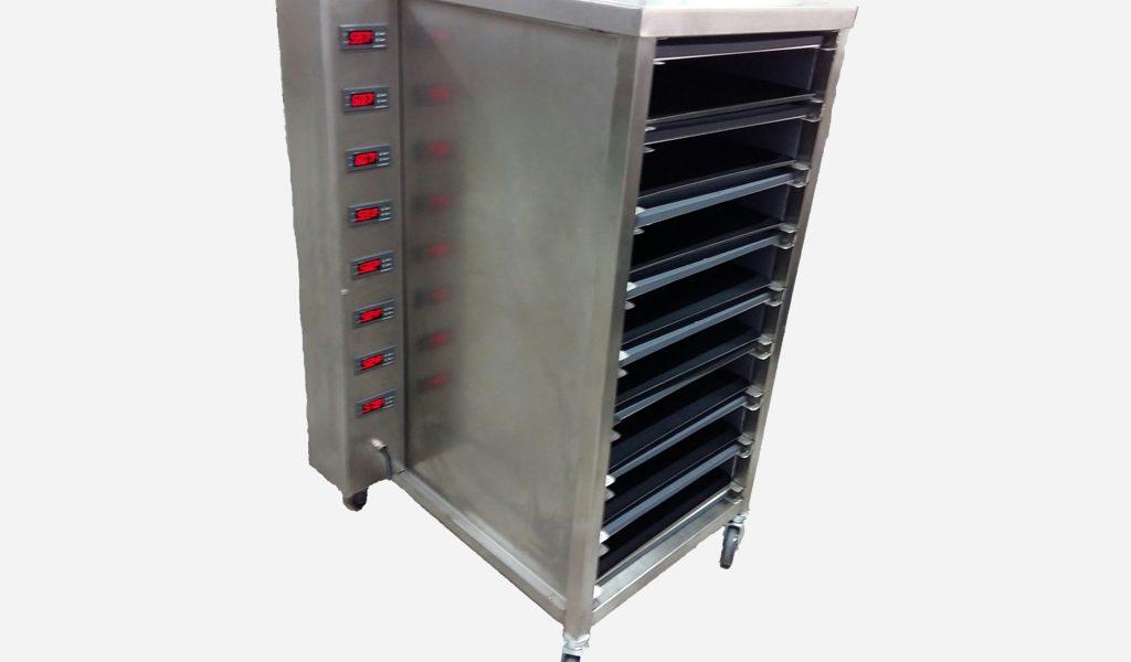 Deshidratador de 8 bandejas (Modelo IRCDi8)