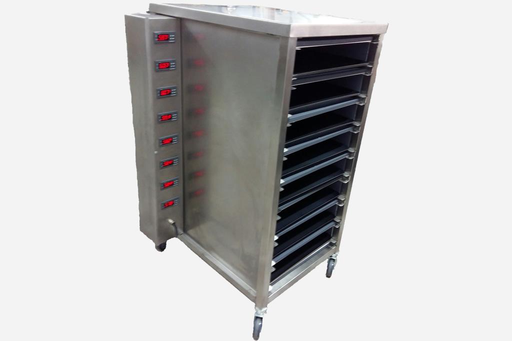 Deshidratador de 8 bandejas Modelo IRCDi8
