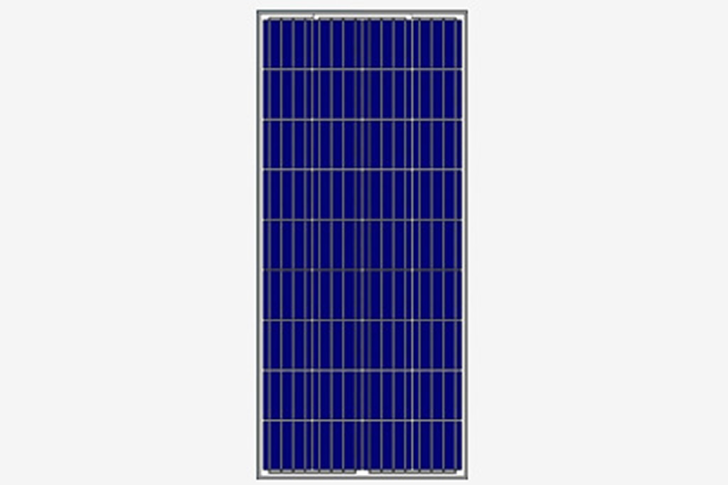 Panel Solar EXO AS-6P18