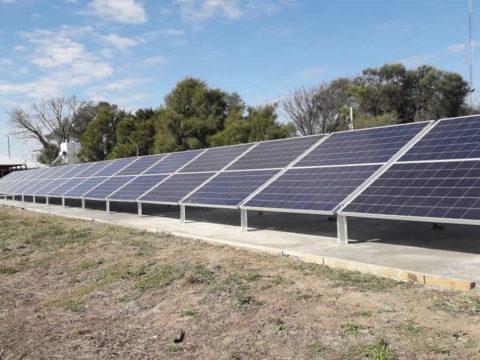 Sistema Fotovoltaico 20 Kw Off Grid en Santiago del Estero
