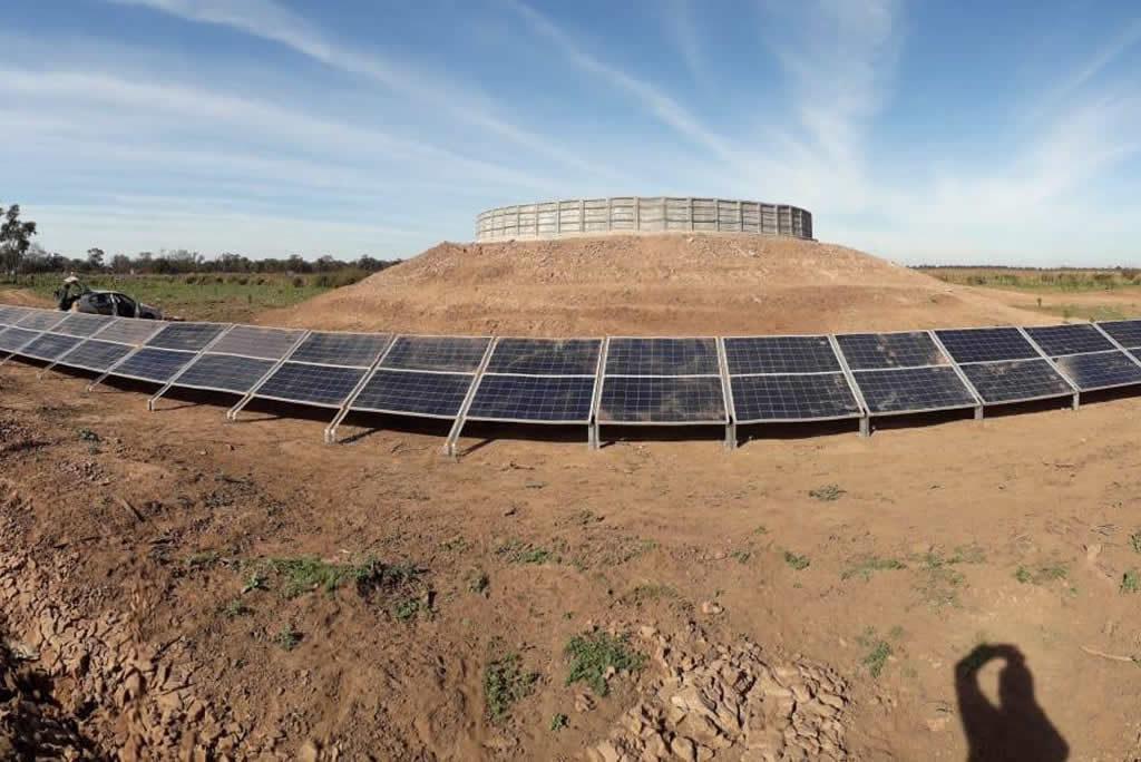 Tercer PSK2 instalada por EnerOne en Argentina
