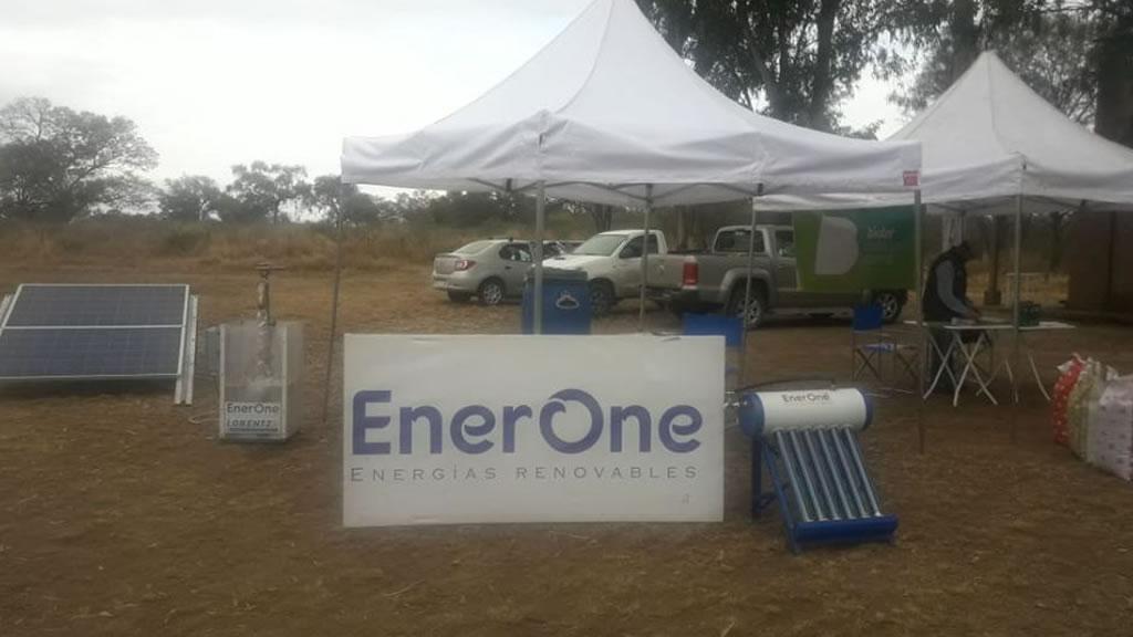 EnerOne es auspisciantes del remate en Frías, Santiago del Estero