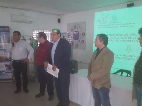 Enerone participó del Primer Encuentro de base municipal