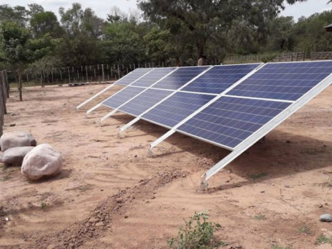 Instalación de un Sistema Fotovoltaico en Taco Pozo, Chaco