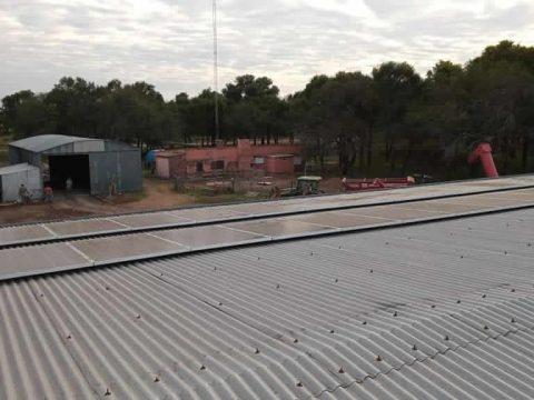Nueva instalación de sistema fotovoltaico off grid en Santiago del Estero