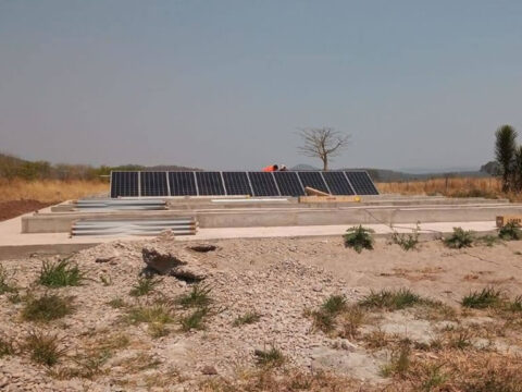 Comienzo de obra de un Sistema SMA OFF Grid en Salta
