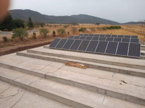 Tareas de instalación de sistema Off Grid MSA