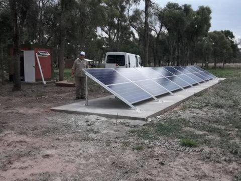 Instalación de Sistema 5.0 Kw Off Grid en Santiago del Estero