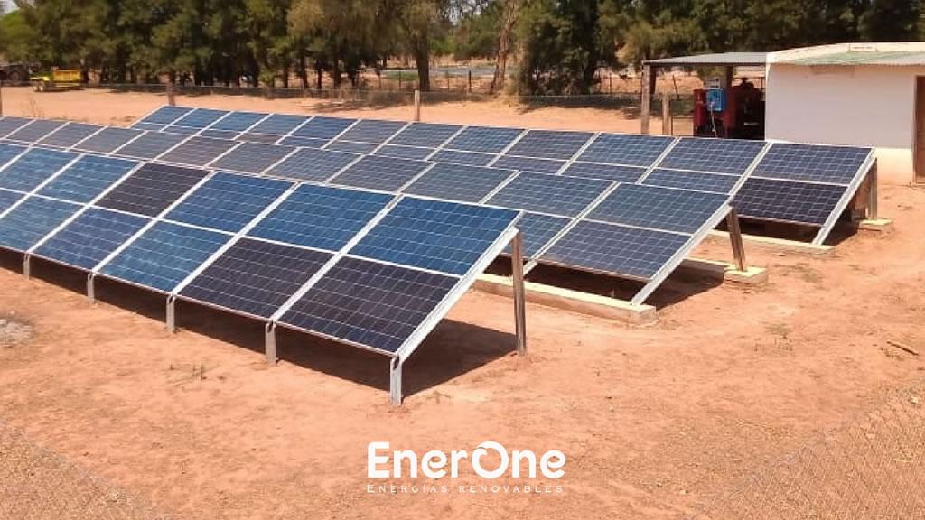 Nueva instalación de Sistema off grid