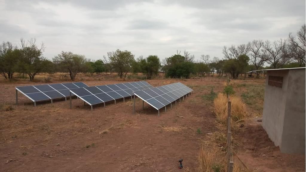 Sistema de 15.0 Kw en el Chaco Salteñó