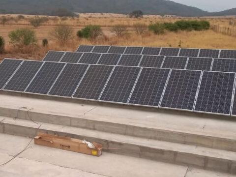 Sistema Off Grid SMA en establecimiento ganadero en la provincia de Salta